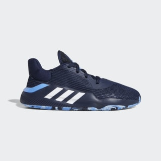 Pro Bounce 2019 Low Shoes Collegiate Navy / Cloud White / Real Blue F97286