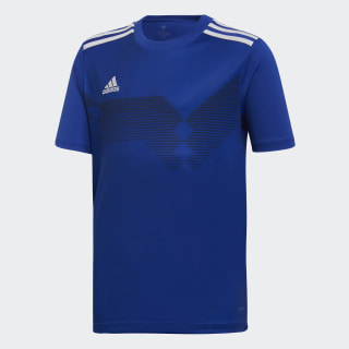 Camiseta Campeon 19 Bold Blue / White DP3154
