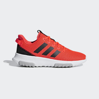 Cloudfoam Racer TR Shoes Solar Red / Core Black / Grey Two F35413