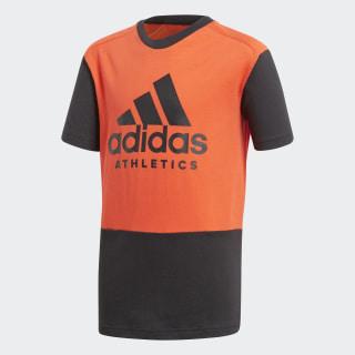 Camiseta Sport ID HI-RES RED S18/BLACK/BLACK CF6453