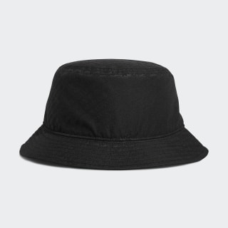 Embossed Bucket Hat Black CK5016