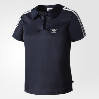 Camiseta Polo 3 Rayas LEGEND INK BK2322