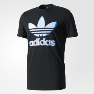 Camiseta Graphic Trifolio BLACK BQ3074
