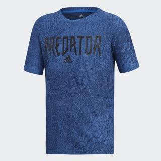 Camiseta YB P U JER Blue / Collegiate Navy DV1351