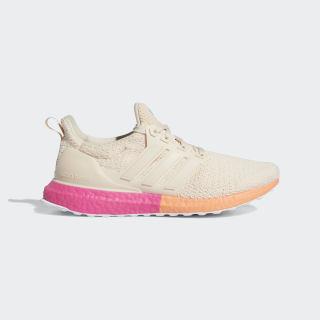 Ultraboost DNA Shoes Linen / Linen / Shock Pink FX7235