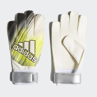 Gants Classic Training Black / Solar Yellow / White DY2620