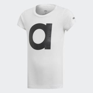 T-shirt Essentials White / Black DV0346