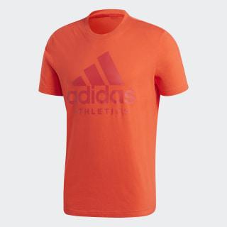 Playera Sport ID HI-RES RED S18 CF9557