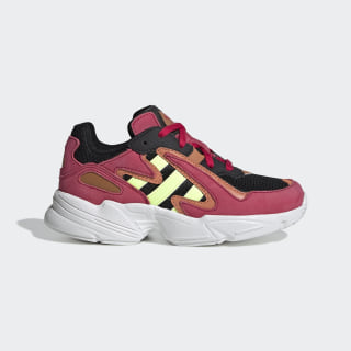 Scarpe Yung-96 Chasm Core Black / Hi-Res Yellow / Energy Pink EE7558