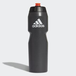 Botella Hidratante Performance 0,75 Litros Black / Black / Solar Red FM9931