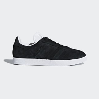 Gazelle Stitch and Turn Shoes Core Black/Core Black/Ftwr White CQ2358