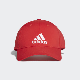 Classic Six-Panel Lightweight Kappe Scarlet / Scarlet / White DT8556