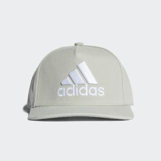 H90 Logo Cap Ash Silver / Ash Silver / White DJ0986