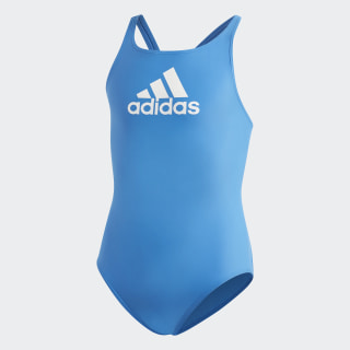 Badge of Sport Swimsuit True Blue DQ3373