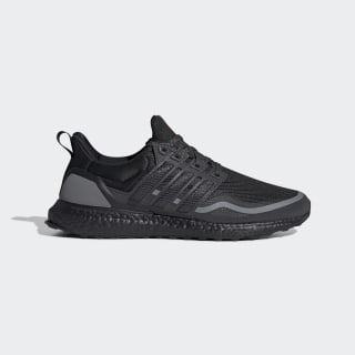 Chaussure Ultraboost Reflective Core Black / Crystal White / Grey Three EG8105