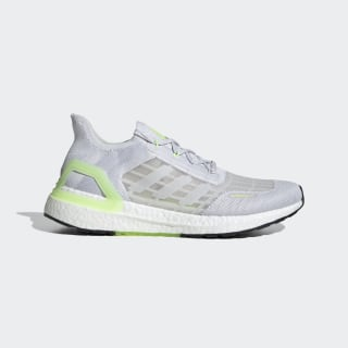Sapatos Ultraboost SUMMER.RDY Dash Grey / Cloud White / Signal Green EG0753