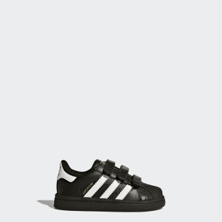 Zapatillas Superstar Core Black / Cloud White / Core Black BZ0419