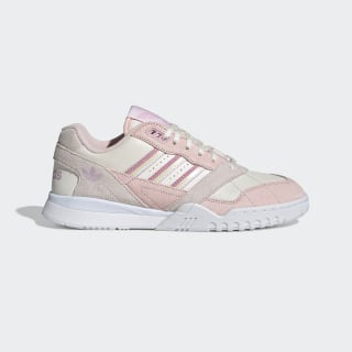 Zapatilla A.R. Trainer Chalk White / True Pink / Orchid Tint EE5411