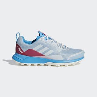 Terrex CMTK Shoes Ash Grey / Chalk White / Shock Cyan BC0458