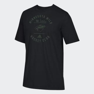 T-shirt Wild Emblem Nhl-Mwi-5c5 / Black DM9322