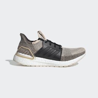 Ultraboost 19 Shoes Linen / Core Black / Brown G27504