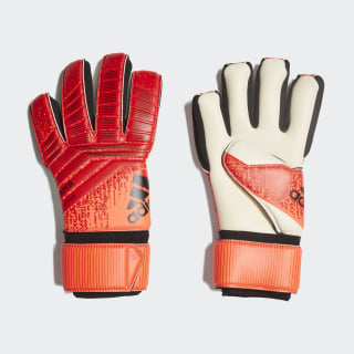 Predator League Torwarthandschuhe Active Red / Black / Solar Red DN8575