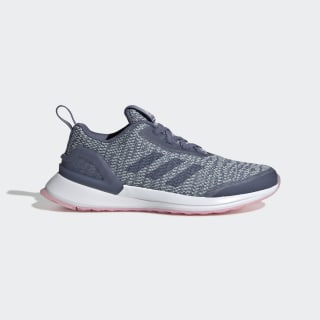 Кроссовки для бега RapidaRun X raw indigo / ash grey s18 / true pink D97076