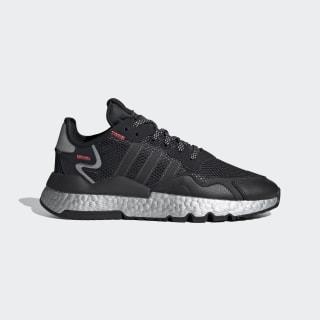 Sapatos Nite Jogger Core Black / Shock Red / Silver Metallic FV4137