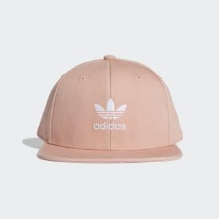 Gorra Adicolor Flat-Brim Trifolio dust pink / white DV0235