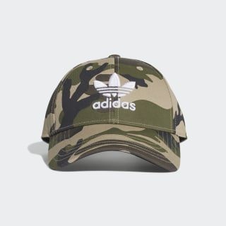 Gorra Classic Camouflage blanch cargo / white DY2405