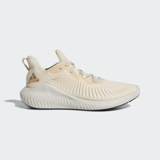 Alphabounce+ Run Shoes Linen / Copper Metalic / Running White G28568