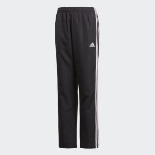 Training Gear Up Woven Pant Open Hem Black / White BK0770