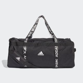 4ATHLTS Duffel Bag Large Black / Black / White FI7963
