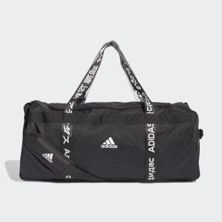 4ATHLTS Duffel Bag Large Black / Black / White FI7963