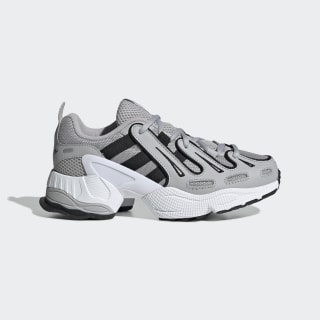EQT Gazelle Shoes Grey Two / Core Black / Core Black EE7521