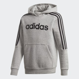 3-Stripes Hoodie Medium Grey Heather / Black EI7970
