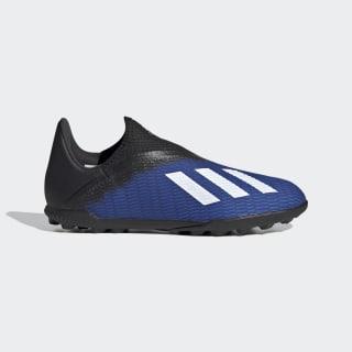 Zapatilla de fútbol X 19.3 moqueta Team Royal Blue / Cloud White / Core Black EG9839