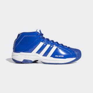 Pro Model 2G Shoes Team Royal Blue / Cloud White / Team Royal Blue EF9820
