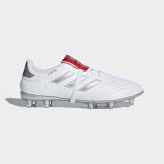 Copa Gloro 17.2 Firm Ground Fotbollsskor Ftwr White / Silver Met. / Red DB3428