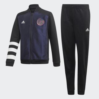 Paul Pogba Track Suit Black / Purple / White ED5734
