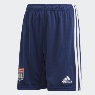 Olympique Lyonnais Away Shorts Dark Blue EK0878