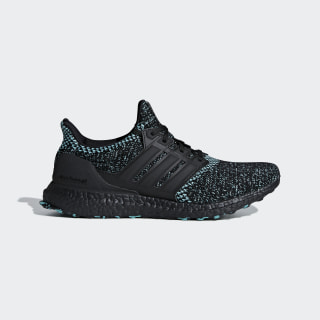 Ultraboost Shoes Core Black / True Green / Gold Metallic EE3733