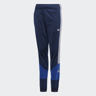 Bandrix Track Pants Night Indigo / Team Royal Blue / White FM4462