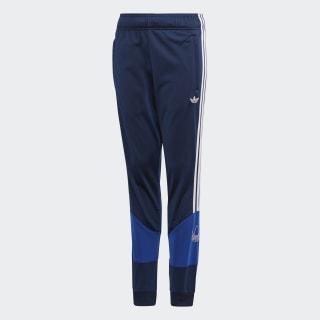 Track pants Bandrix Night Indigo / Team Royal Blue / White FM4462