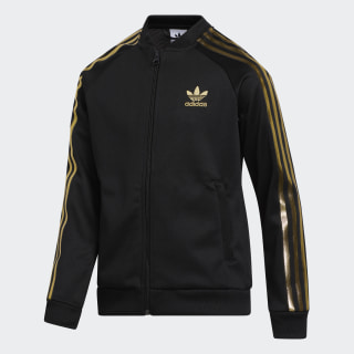 SST 24K Track Top Black GJ2264
