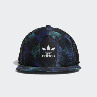 2466495dc81 adidas Towning Trucker Hat - Multicolour