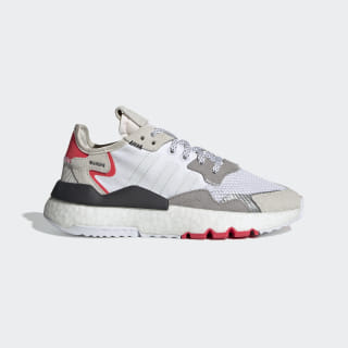Nite Jogger Shoes Cloud White / Crystal White / Shock Red G28044