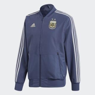Campera de Presentación Selección Argentina Raw Purple / White CF2636