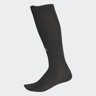 Chaussettes montantes à effet de compression Alphaskin Ultralight Black / White CG2676