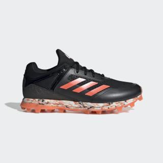 Fabela Zone Schuh Core Black / Hi-Res Coral / Glow Pink G25967